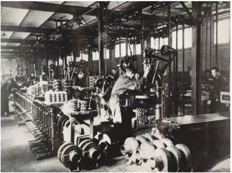 Stara fabryka CASALS