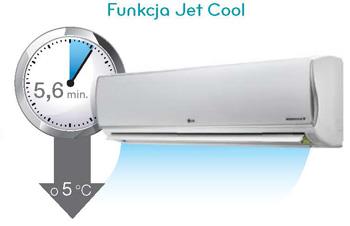 Funkcja Jet Cool